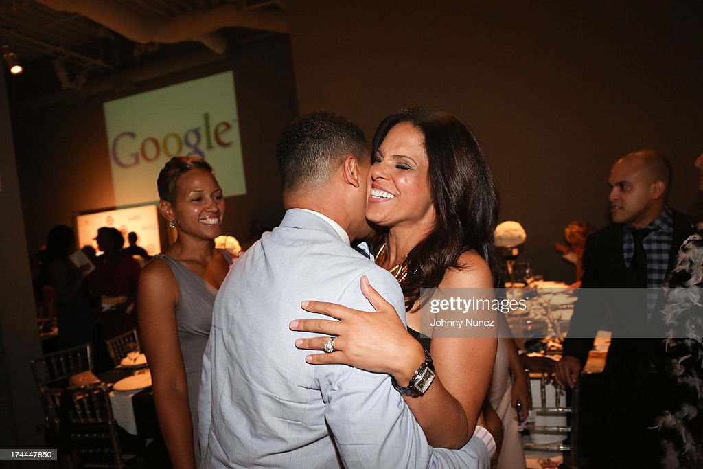 Dr. Steve Perry and <a gi-track='captionPersonalityLinkClicked' href=/galleries/search?phrase=Soledad+O%27Brien&family=editorial&specificpeople=223926 ng-click='$event.stopPropagation()'>Soledad O'Brien</a> attend the 3rd Annual New Orleans to New York Benefit Gala at Donna Karan's Stephen Weiss Studio on July 25, 2013 in New York City.
