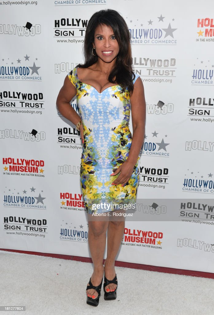 Dr. Susan Evans attends The Hollywood Chamber of Commerce & The Hollywood Sign Trust's 90th Celebration of the Hollywood Sign at Drai's Hollywood on September 19, 2013 in Hollywood, California.