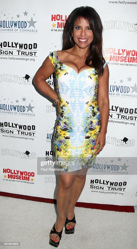 Dr. Susan Evans attends The Hollywood Chamber Of Commerce/The Hollywood Sign Trust's 'White Party' Celebrating 90th Anniversary Of The Hollywood Sign at Drai's Hollywood on September 19, 2013 in Hollywood, California.