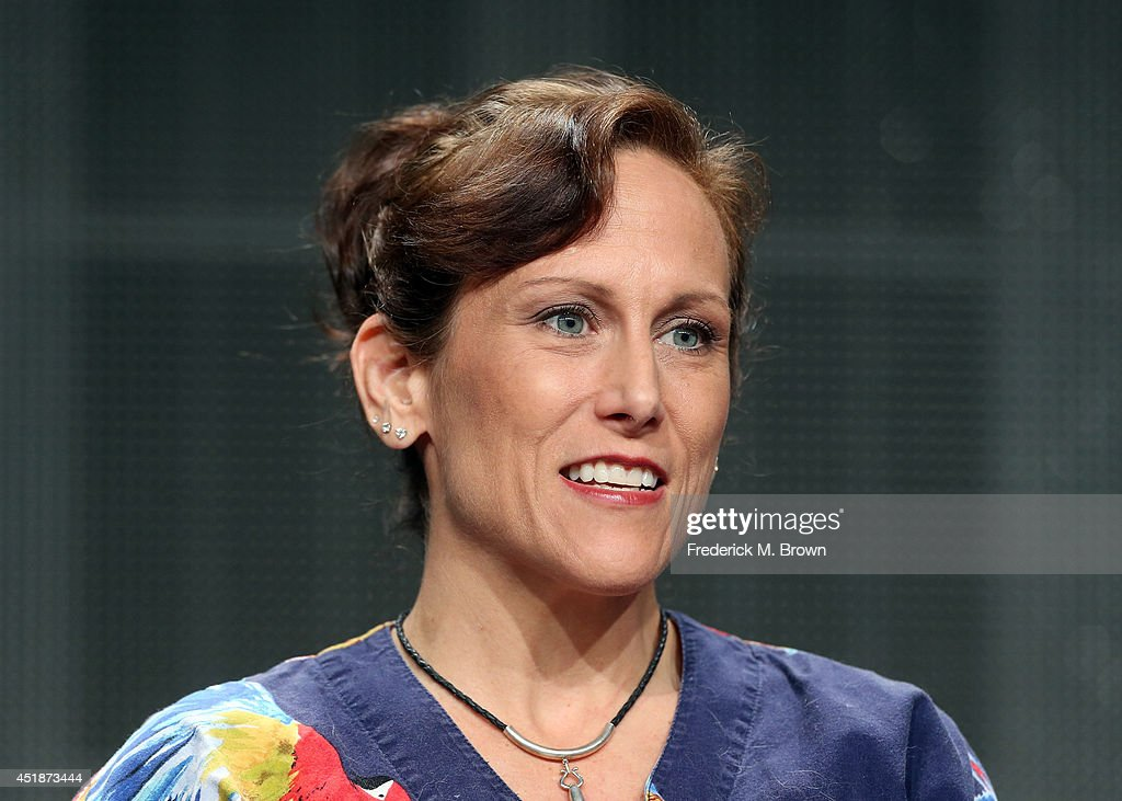 Dr. Susan Kelleher speaks onstage at the 'Dr. K and the Exotics' panel during the National Geographic Channels portion of the 2014 Summer Television Critics Association at The Beverly Hilton Hotel on July 8, 2014 in Beverly Hills, California.