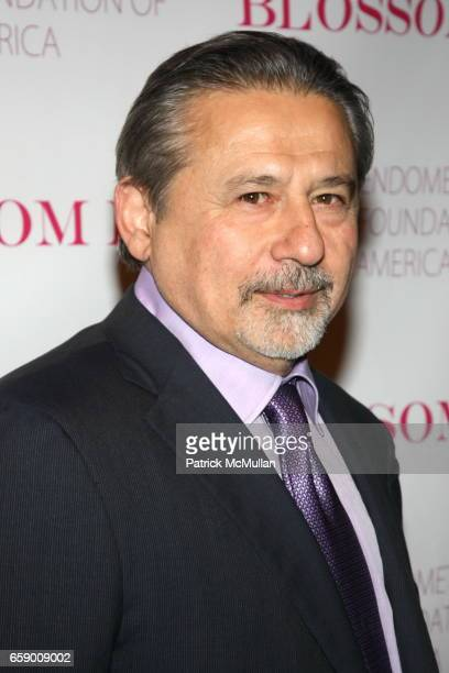 Dr Tamer Seckin attends The BLOSSOM BALL To Benefit The Endometriosis Foundation of America at The Prince George Ballroom on April 20 2009 in New...