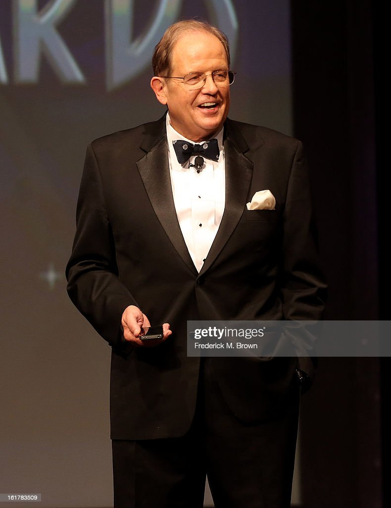 Dr. Ted Baehr, publisher of Movieguide, speaks during the 21st Annual Movieguide Awards at the Universal Hilton Hotel on February 15, 2013 in Universal City, California.