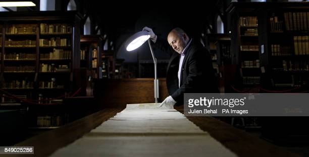Dr Terence Dooley examines the Morpeth Roll a historical manuscript which contains over 275000 signatures from 1841 in prefamine Ireland in the...