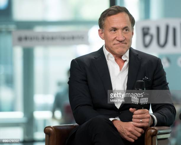 Dr Terry Dubrow visits Build Studio to discuss 'Botched' at Build Studio on June 15 2017 in New York City