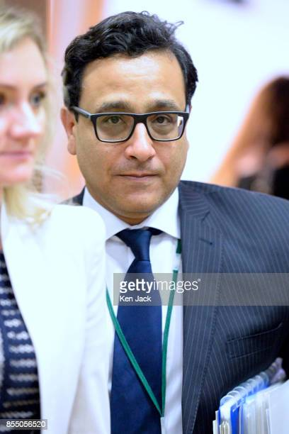 Dr Wael Agur consultant gynaecologist and obstetrician leaves after giving evidence on the risks associated with transvaginal mesh implants to the...