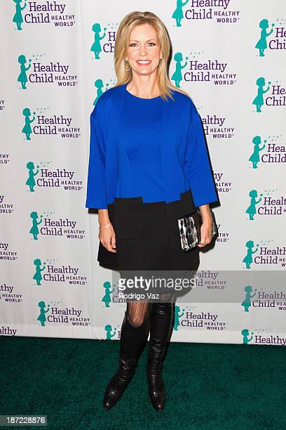 Dr Wendy Walsh arrives at Mom On A Mission's 5th Annual Awards Gala on November 6 2013 in Pacific Palisades California