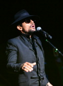 Draco Rosa performs at Fillmore Miami Beach on October 26 2013 in Miami Beach Florida
