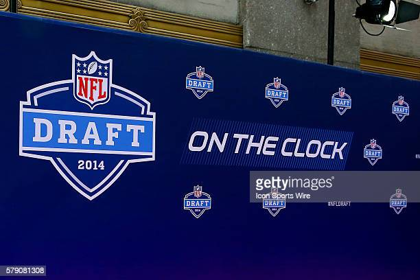 Draft logo The 2104 NFL Draft was held at Radio City Music Hall in New York City