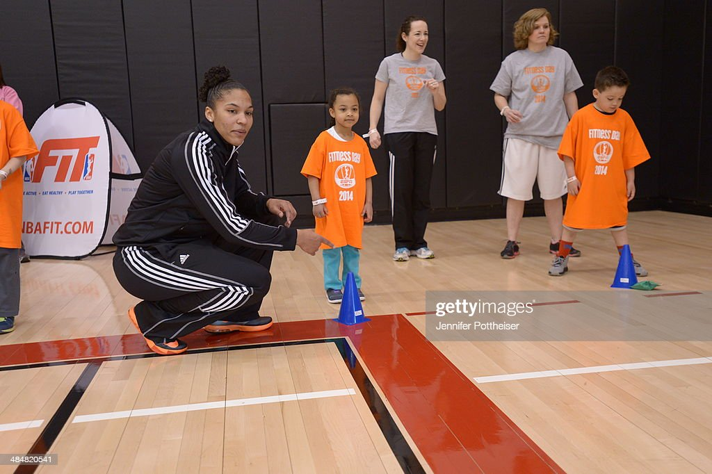 2014 WNBA All-Access