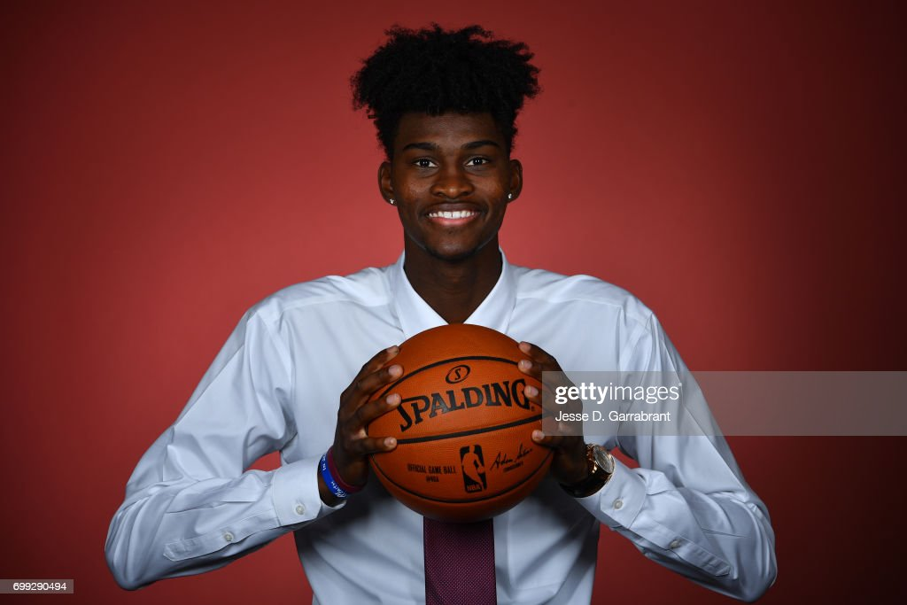 2017 NBA Draft Media Avail and Portraits