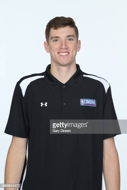 Draft Prospect TJ Leaf poses for a head shot during the NBA Draft Combine Medical Testing on May 13 2017 at Northwestern Memorial Hospital in Chicago...