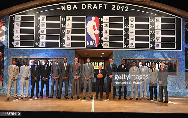 Draft Prospects Bradley Beal Dion Waiters Harrison Barnes Michael KiddGilchrist John Henson Andre Drummond Meyers Leonard Anthony Davis NBA...