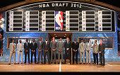 Draft Prospects Bradley Beal Dion Waiters Harrison Barnes Michael KiddGilchrist John Henson Andre Drummond Meyers Leonard Anthony Davis Tyler Zeller...