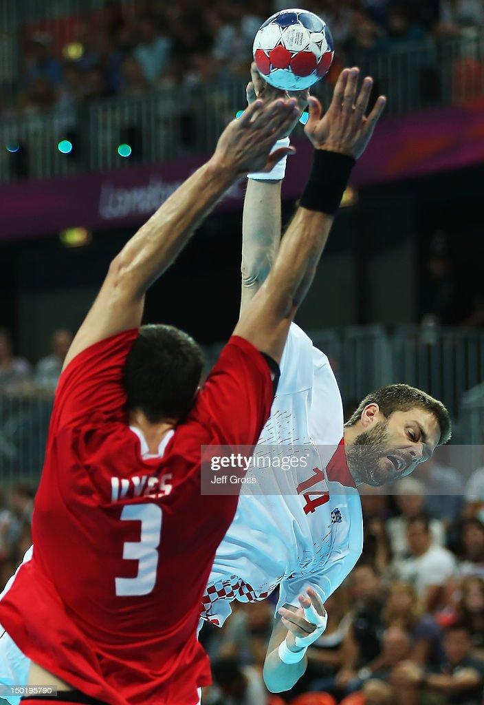 Olympics Day 16 - Handball