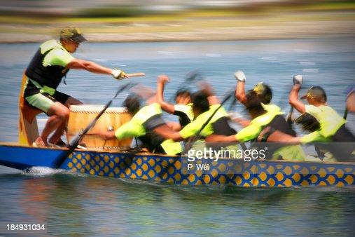 Dragon Boat: Teamwork