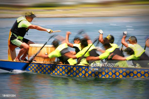 Dragon Boat: Teamwork