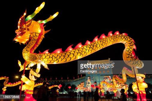 Dragon Lanterns