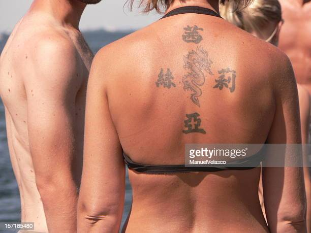 dragon tattoo girl