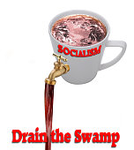 Draining the swamp of Socialism.