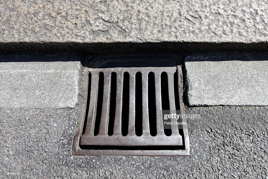 Drain with copy space