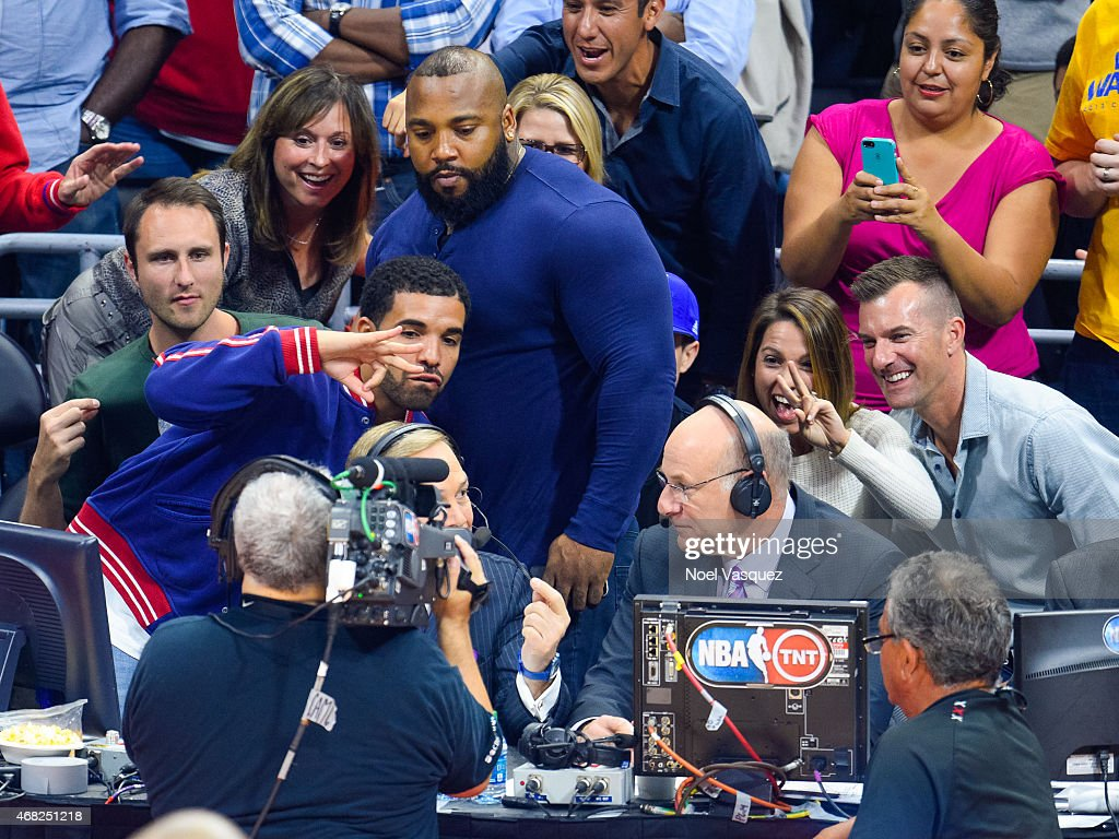 Celebrities spotted at the Rockets-Clippers game - Houston ...