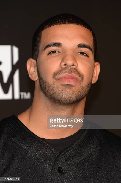 Drake attends the 2013 MTV Video Music Awards at the Barclays Center on August 25 2013 in the Brooklyn borough of New York City