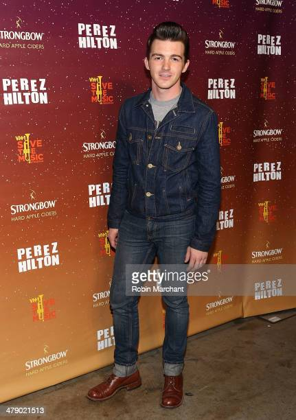Drake Bell attends Perez Hilton's One Night In Austin on March 15 2014 in Austin Texas