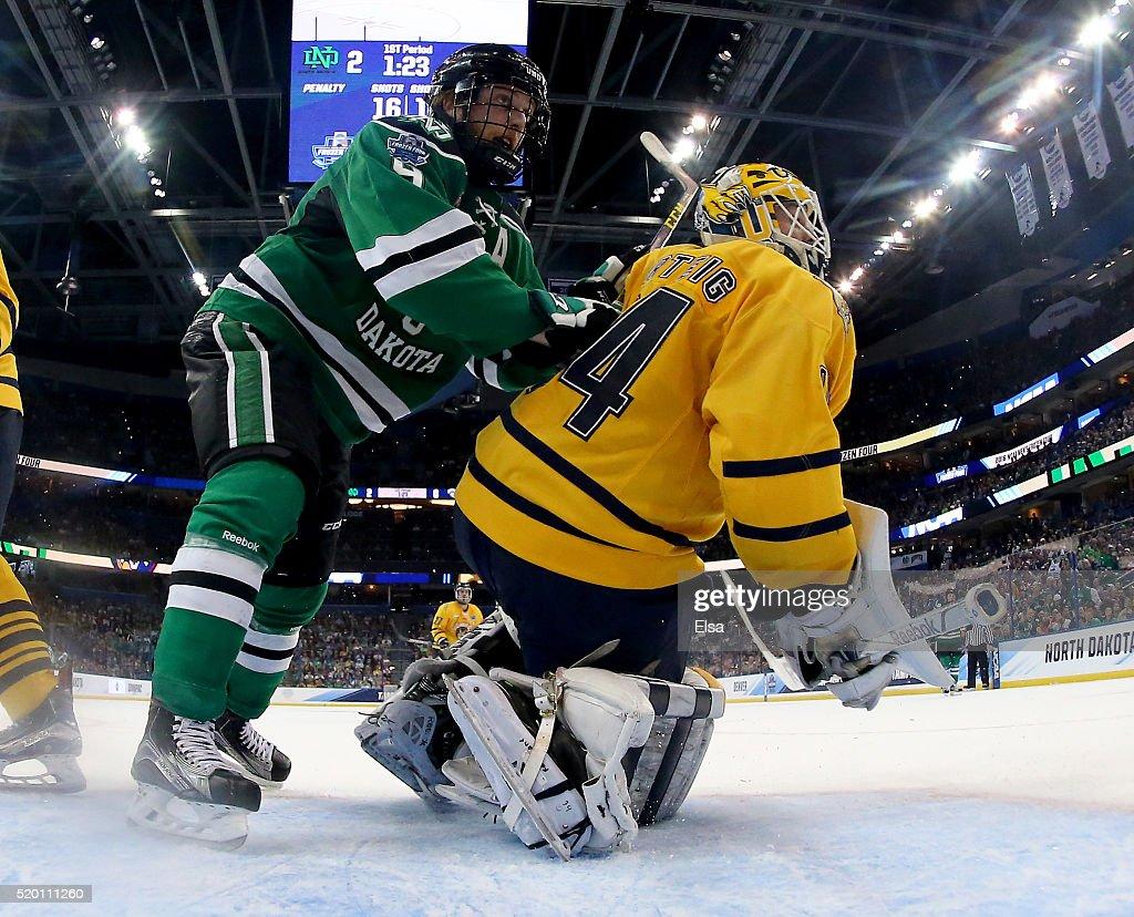 North Dakota Fighting Hawks womens ice hockey