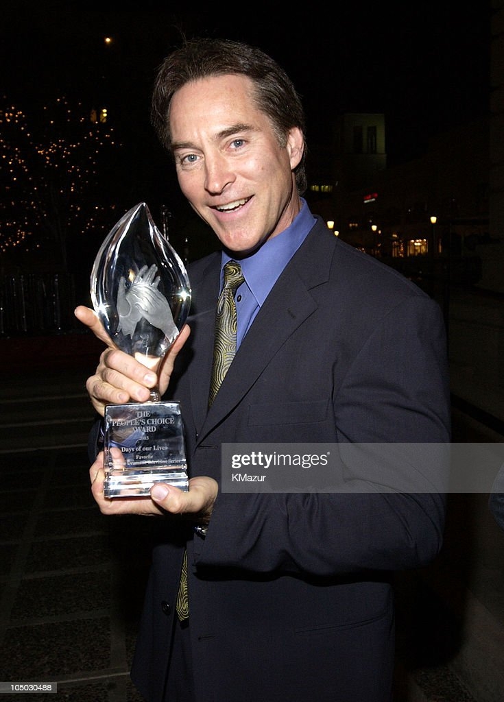 Drake Hogestyn during The 29th Annual People's Choice ...