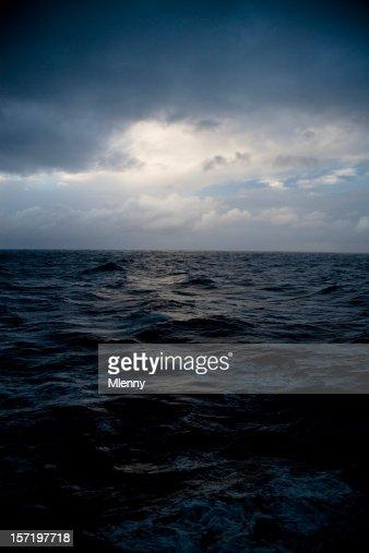 Drake Passage Seascape
