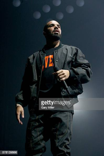 Drake performs in concert on the opening night of the Summer Sixteen Tour with Future at The Frank Erwin Center on July 20 2016 in Austin Texas
