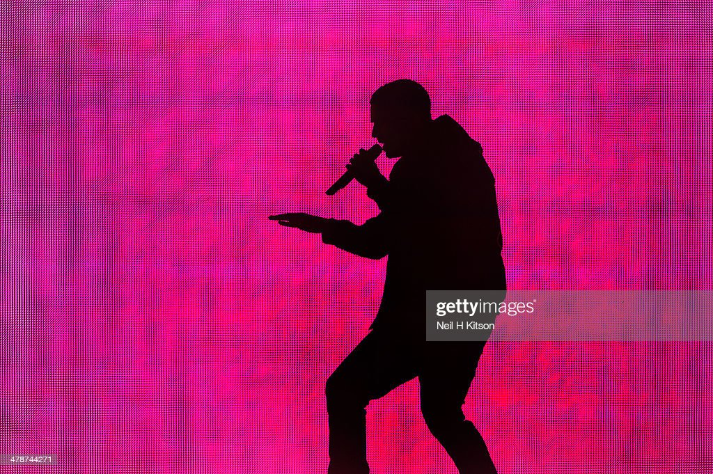 <a gi-track='captionPersonalityLinkClicked' href=/galleries/search?phrase=Drake+-+Entertainer&family=editorial&specificpeople=6927008 ng-click='$event.stopPropagation()'>Drake</a> performs on stage at Motorpoint Arena on March 14, 2014 in Sheffield, United Kingdom.