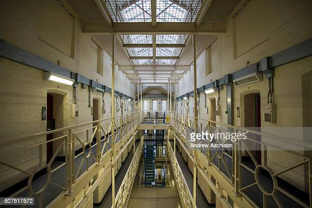 Drake wing HMP/YOI Portland a resettlement prison with a capacity for 530 prisoners