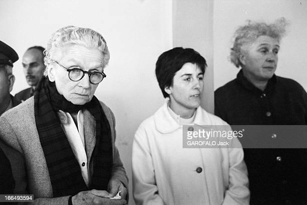 Drama In Jordan Jordanie 12 Avril 1963 Lors d'un pèlerinage en terre Sainte 22 jeunes femmes Françaises sur 25 ont trouvé la mort Le groupe a été...