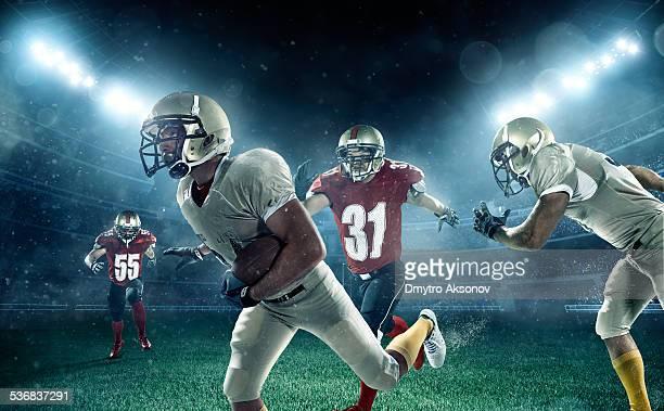 Spectaculaires Joueur de football américain