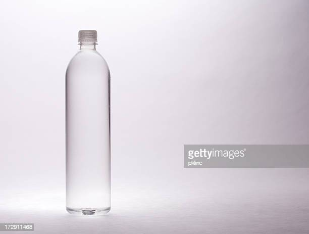 Dramatic bottled water