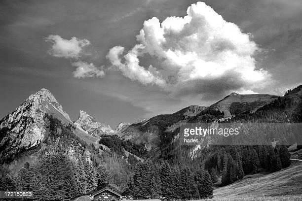 Dramatische mountain