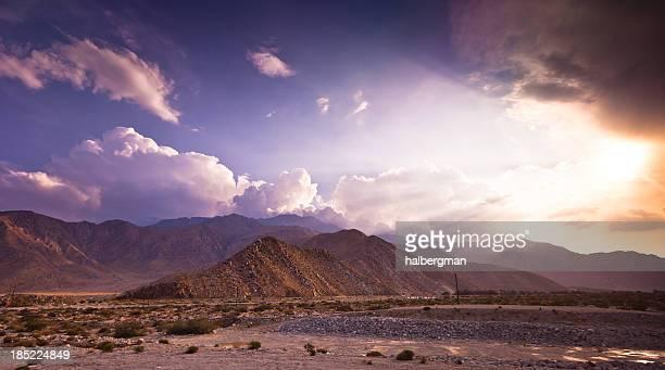 Magnifiques paysages de Palm Springs