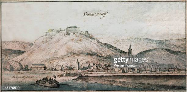 Drawing by the Bohemian artist Vaclav Hollar In 1636 Hollar accompanied the Earl of Arundel for 9 months in a diplomatic mission to Germany Vienna...