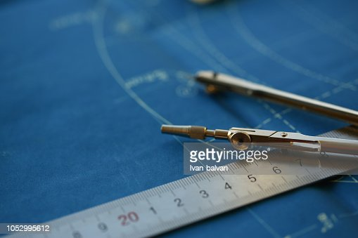 drawing engineer education design : Stock Photo