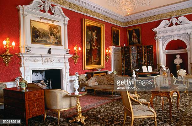 Drawing Room at Blair Castle