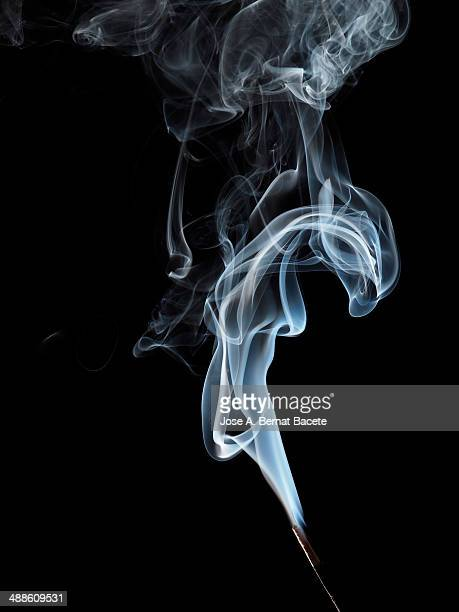 Drawings and volatile forms of white smoke