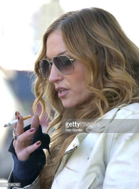 Drea De Matteo during 2007 Park City Seen Around Town Day 4 at Streets of Park City in Park City Utah United States