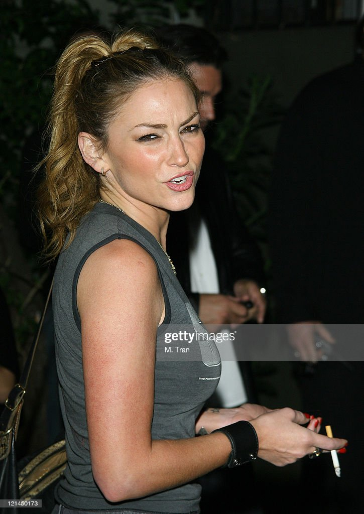 <a gi-track='captionPersonalityLinkClicked' href=/galleries/search?phrase=Drea+de+Matteo&family=editorial&specificpeople=204714 ng-click='$event.stopPropagation()'>Drea de Matteo</a> during GQ Magazine Celebrates Heineken Premium Light at Les Deux in Hollywood, California, United States.
