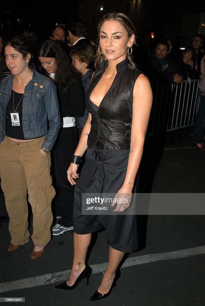 Drea de Matteo during VH1 Big in 2002 Awards - Arrivals at Grand Olympic Auditorium in Los Angeles, CA, United States.