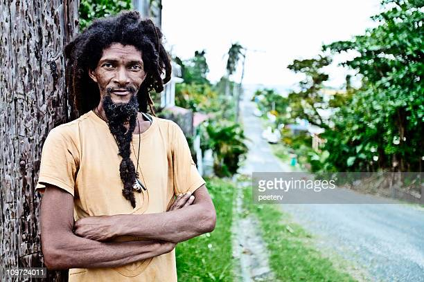 dreadlock portrait