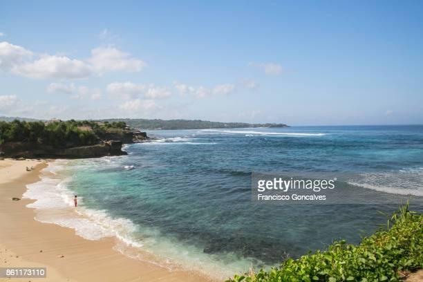 Dream Beach in Nusa Lembongan, Bali