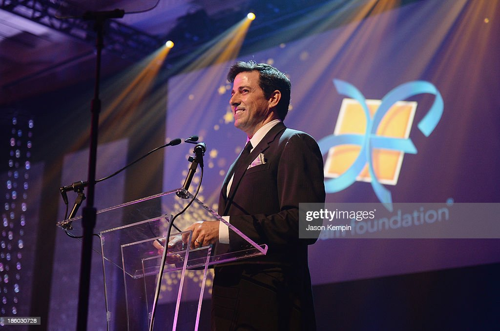 Dream Foundation Founder/President Thomas Rollerson attends the 12th Annual Celebration Of Dreams Gala at Bacara Resort And Spa on October 26, 2013 in Santa Barbara, California.