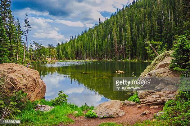 Dream Lake, Colorado