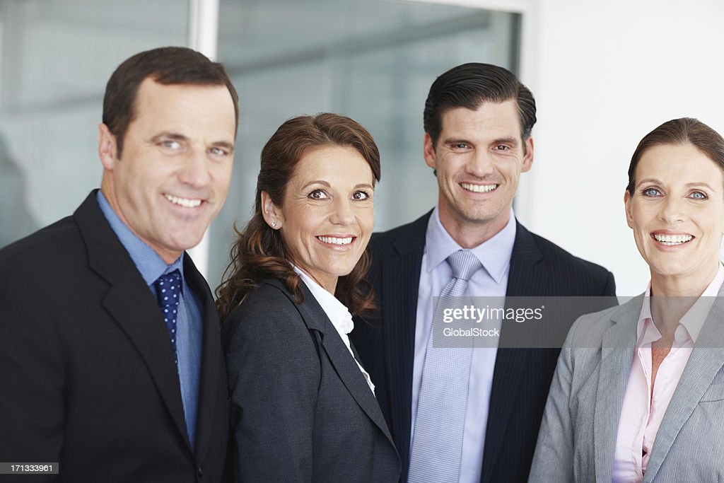Dream team : Stock Photo